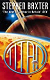 Front cover for the book Titan by Stephen Baxter