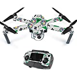 Skin For DJI Mavic – Retro Controllers 1 | MightySkins Protective, Durable, and Unique Vinyl Decal wrap cover | Easy To Apply, Remove, and Change Styles | Made in the USA