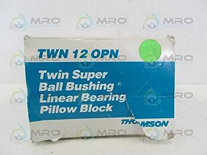 *NEW* Thomson TWN12 Super Ball Bushing Linear Pillow Block