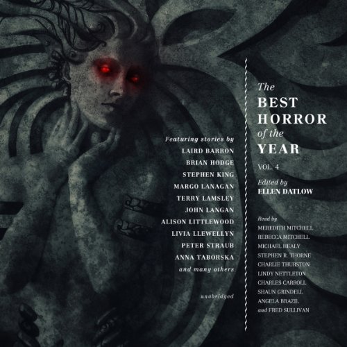 Best Audio (The Best Horror of the Year, Volume 4)