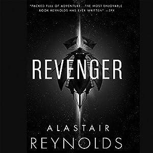 Revenger Audiobook