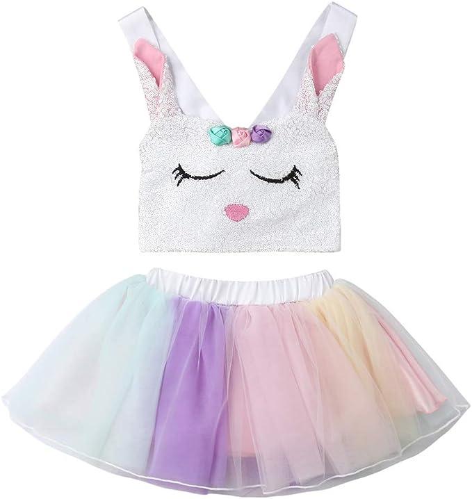 Pink Love Bunny Cheetah Sequin Girl Easter Capri Outfit Toddler Girl 12 18 Months 2T 3T 4T 5 6 7 8 Girl/'s Easter Cheetah Sequin Capri Set