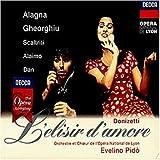 Donizetti - L'elisir d'amore / Alagna, Gheorghiu, Pido, Opéra de Lyon