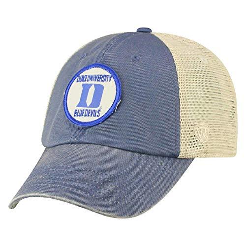 Top of the World Duke Blue Devils Adult NCAA Keepsake Meshback Hat - Team Color,