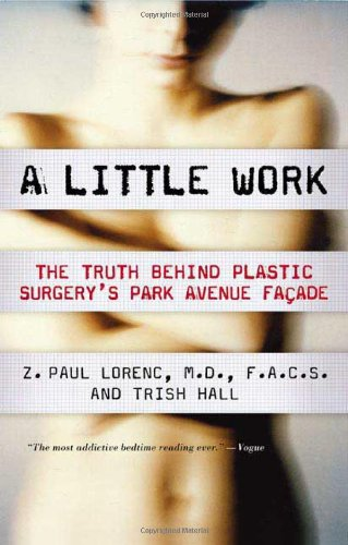 A Little Work: Behind the Doors of a Park Avenue Plastic Surgeon PDF