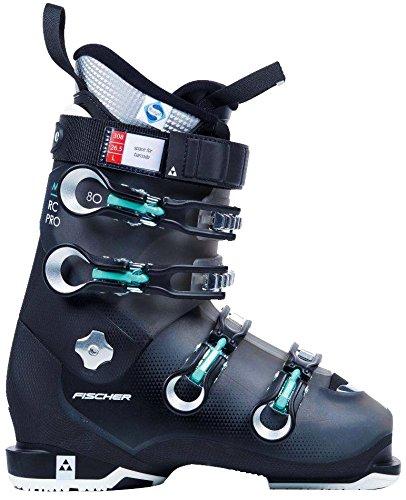 80 Womens Alpine Ski Boot - Fischer My RC Pro 80 XTR TS Ski Boots Womens Sz 6.5 (23.5)