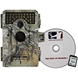 Moultrie MLB-800i No Glow 8 MP Mini Infrared Digital Trail Game Hunting Camera
