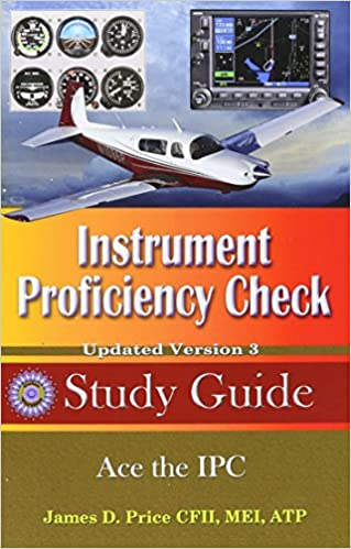 Instrument proficiency check study guide james d price instrument proficiency check study guide updated edition fandeluxe Choice Image