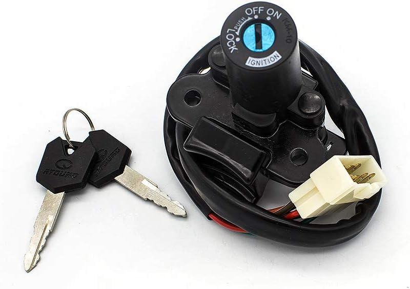 KR Ignition switch Kawasaki zx-9r zx9r zx900b 1994-1997.. IGNITION SWITCH 27005-1180