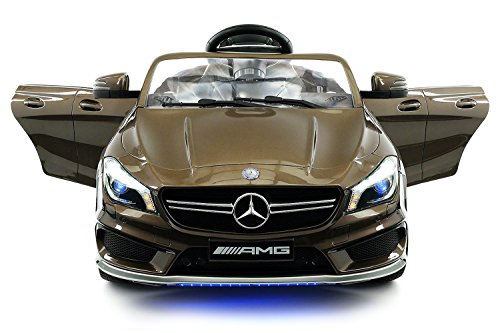 2018 Mercedes Benz CLA 12V Power Ride On Motorized Toy Car W