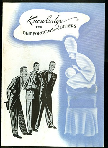 Bonardi Clothes: Knowledge for Bridegrooms & Others booklet ca 1950 Worcester MA