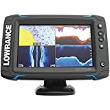 LOWRANCE 000-12417-001 Elite-7Ti Mid/High/DownScan Fishfinder electronic consumer