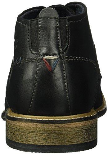 s.Oliver Herren 15103 Chukka Boots Schwarz (Black 1)