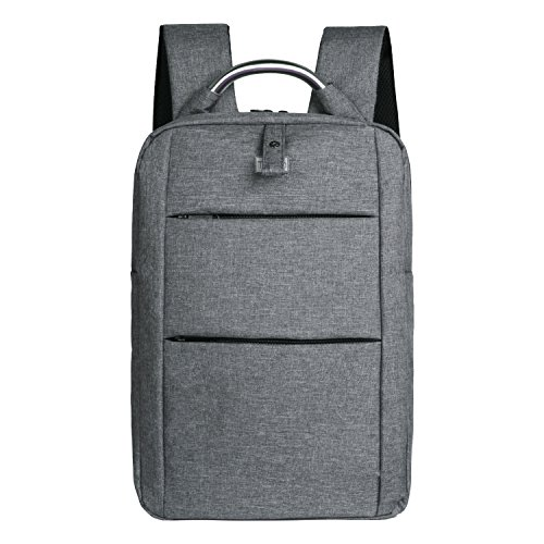 Business 14' Laptop Backpack with Strong Handle for Women Men