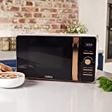 As Direct Ltd  Tower Rose Gold Digital Microwave 20L with 6 Power Levels