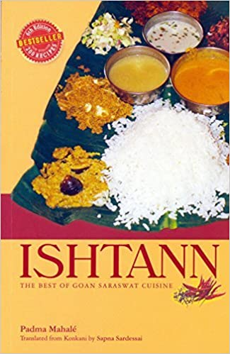 Amazon buy ishtann the best of goan saraswat cuisine book online amazon buy ishtann the best of goan saraswat cuisine book online at low prices in india ishtann the best of goan saraswat cuisine reviews ratings forumfinder Gallery