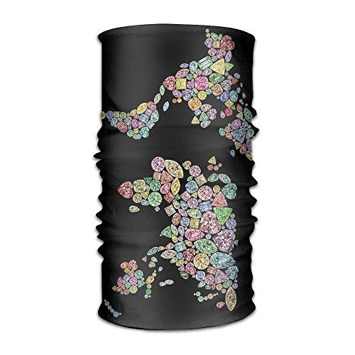 bandana with gems - 3