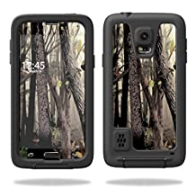 Mightyskins Protective Skin Decal Cover for LifeProof Samsung Galaxy S5 Case fre Case wrap sticker skins Tree Camo