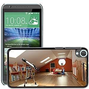 Etui Housse Coque de Protection Cover Rigide pour // M00169902 Viviendas a la venta Ático Scuttle // HTC Desire 820