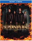 Supernatural: The Complete Twelfth Season [Blu-ray]