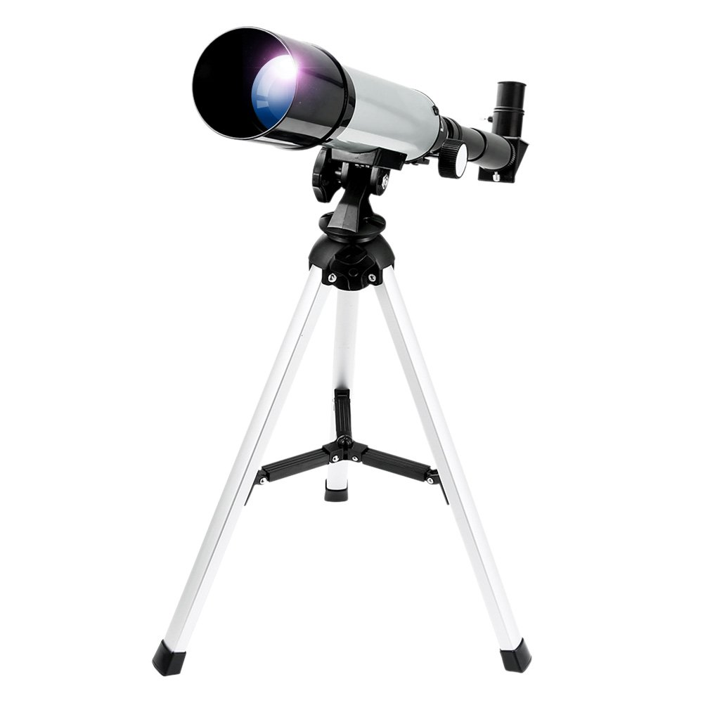 Merkmak Zoom HD Outdoor Monocular Space Astronomical Telescope with Tripod 360/50mm Spotting Scope