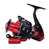 QOJA zanlure jm1000 12+1bb 5.2:1 spinning fishing reel right/left