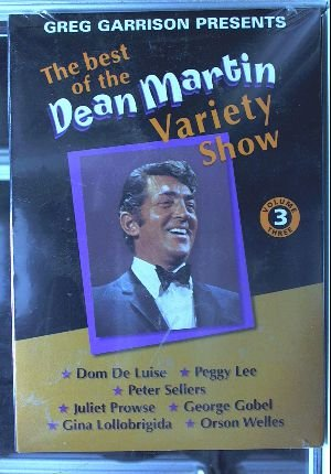 The Best of the Dean Martin Variety Show, Vol. 3