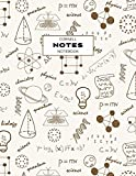 Cornell Notes Notebook: Note Taking with Graph