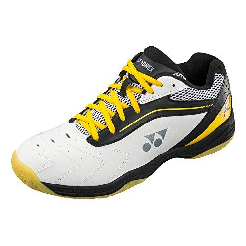 YONEX SHB 65Rex Badminton Cour Chaussures de Squash Noir Jaune Cour 2016