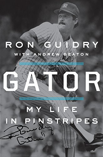 Milwaukee Brewers Pitcher - Gator: My Life in Pinstripes