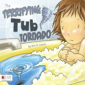 The Terrifying Tub Tornado Audiobook