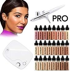 Best Airbrush Makeup Kits 2017