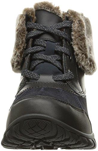 Easy Spirit Womens Nuria Snow Boot Blu