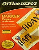 Premium Matte Banner Paper for Inkjet Printers