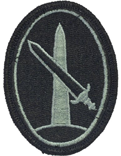 Military District of Washington ACU Patch - Military Acu Patches