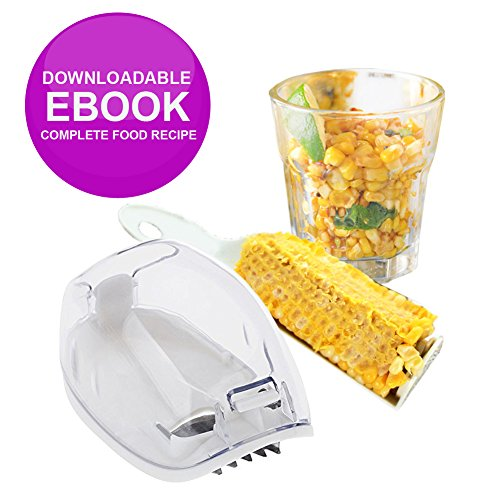 My Corn Peeler | No Mess Corn Stripper Cutter Shaver Cob Remover (Gadgets Corn)