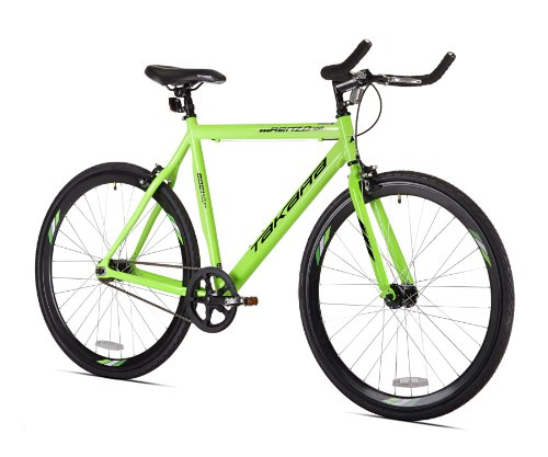 Takara Renzo Fixie Bike, 56cm/One Size, Green