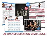 Hardbody's 90 Day Workout & Fitness Program- +Exercise Videos + Training Calendar, Fitness Tracker & Workout Guide and Nutrition Plan Designed to help you Maximize Your Health