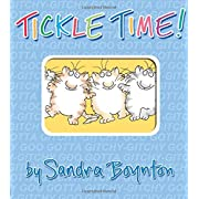Tickle Time!: A Boynton on Board Board Book