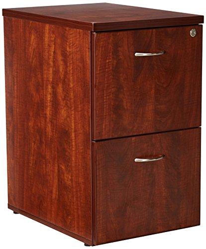 Lorell LLR68713 68600 Series Pedestal, Cherry