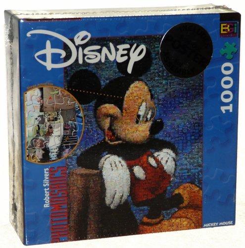 Disney 1000 Piece Photomosaic Puzzle By Disney