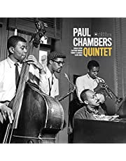 Paul Chambers Quintet [180-Gram Gatefold Vinyl With Bonus Tracks]