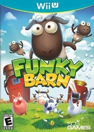 Amazon Com Funky Barn Nintendo Wii U 505 Games Video Games