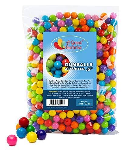 Gumballs for Gumball Machines - Apx. 620 Gumballs