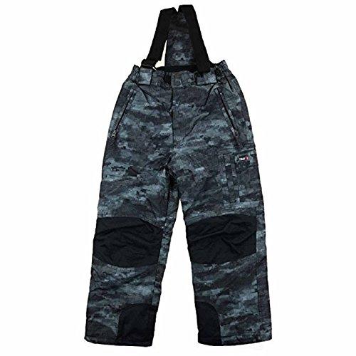 Camo Zip Off Pants - 8