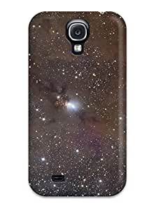 High-quality Durable Protection Case For Galaxy S4(stars Sci Fi People Sci Fi)
