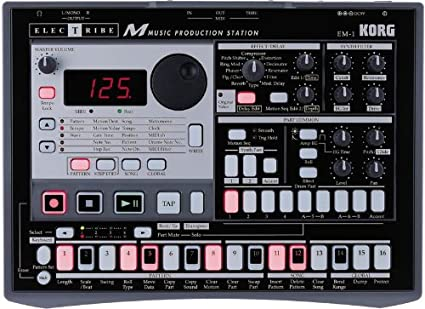 Amazon.com: Korg Electribe EM-1 Analog modelado Synth ...