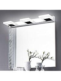 comeonlight 9w bathroom vanity light 360 degree rotation modern make up mirror light fashion