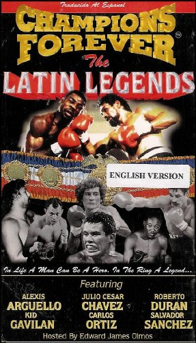 - Champions Forever: The Latin Legends [ENGLISH VERSION]