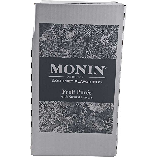 Monin Coconut Fruit Puree, 1 Liter - 4 per case. by Monin (Image #1)